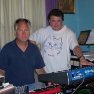 Avec Joël Bernard (Awenson)