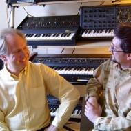 Avec Olivier Briand en 2006