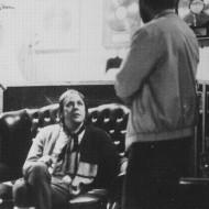 Bertrand et Klaus Schulze en 1984